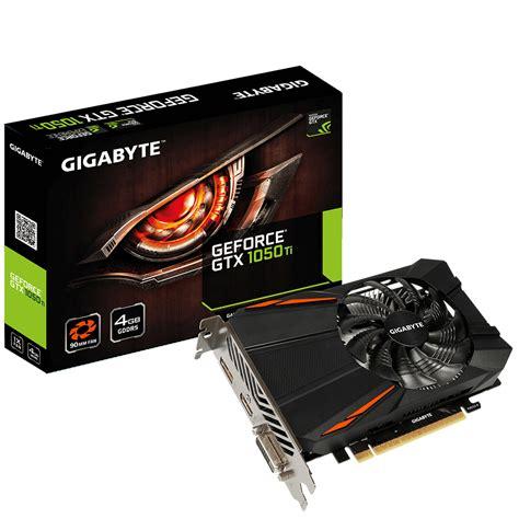 Gigabyte Geforce Gtx 1050 Ti D5 4gb Gv N105td5 4gd gigabyte geforce gtx 1050 ti d5 4g geforce gtx 1050 ti 4gb