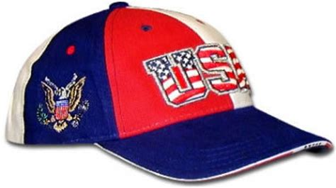 usa team america baseball cap
