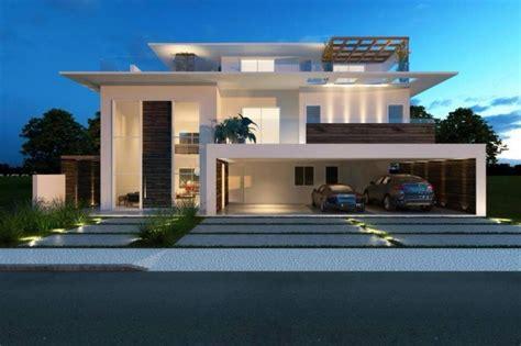 idea casa contemporary residences with exteriors