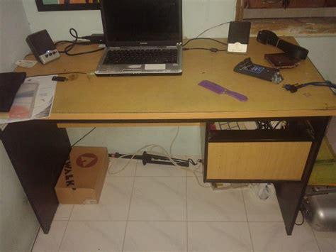 Jual Meja Kantor Bekas Yogyakarta jual meja kantor meja belajar meja kerja bekas second