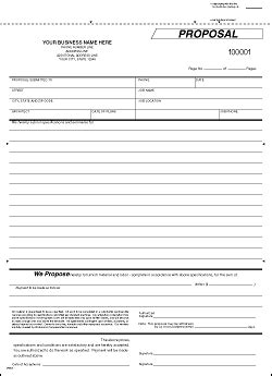 Free Print Contractor Proposal Forms The Free Printable Contractors Forms Free Printable Bid Construction Business Forms Templates