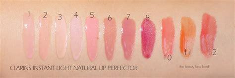clarins instant light lip perfector clarins instant light lip perfectors shade