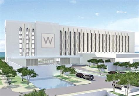 The Backyard W Hotel 290 Room W Hotel To Open In Muscat By 2017