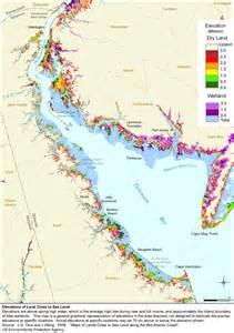 delaware bay us map adapting to global warming
