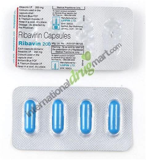 order ribavirin 200mg anti viral medications at low cost