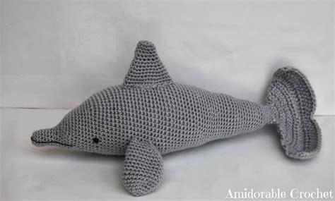 free dolphin knitting pattern a mi dorable crochet dolphin pattern ganxet addicci 243