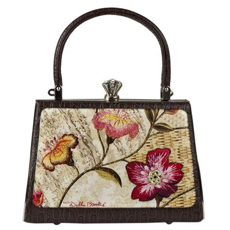 The Debbie Bags by Large Wicker Flower Debbie Product
