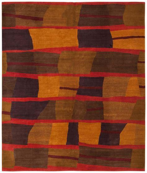 Modern Carpets And Rugs Curry Rug Modern Nepal Carpet 46153 By Nazmiyal