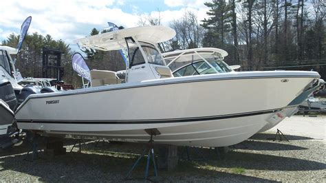 pursuit boats linkedin 2016 new pursuit boats c 260 saltwater fishing boat for