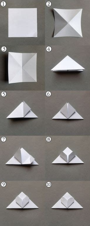 Cool Origami Bookmarks - origami bookmark step by step origami