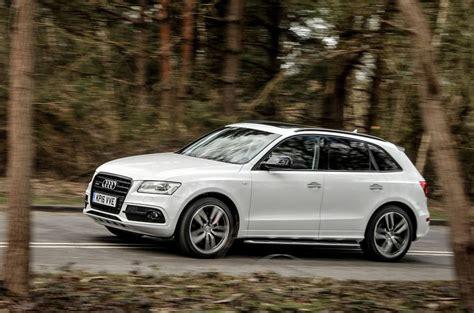Audi Sq5 Review by 2016 Audi Sq5 Plus Review Review Autocar
