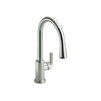 kallista kitchen faucets kallista vir stil r by kirar pull kitchen
