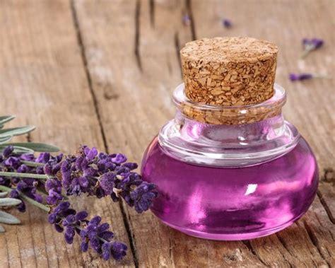 menghilangkan bekas jerawat  minyak lavender