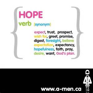 verb synonym expect trust prospect wish for