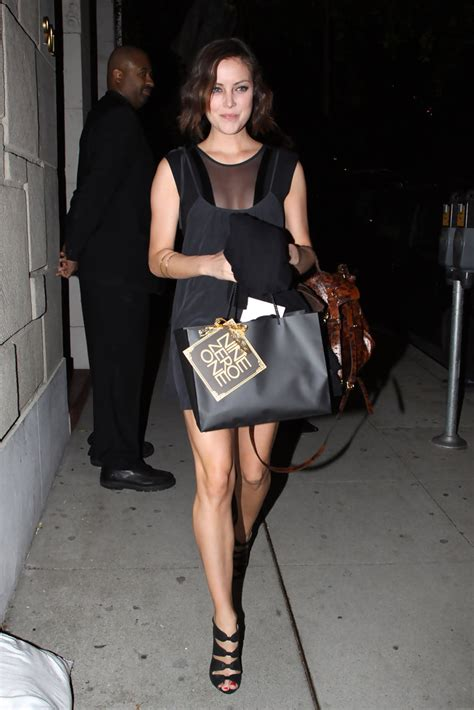 nine zero one salon is on the move west hollywood jessica stroup photos photos jessica stroup leaves the