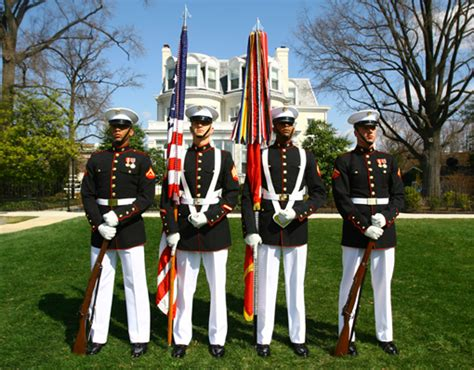 marine color marine barracks gt units gt company a gt the united states