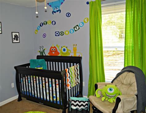 monsters inc room decor 23 best images about baby boy s nursery on