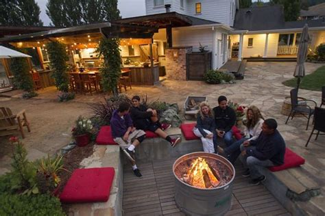 backyard entertainment 16 best images about dream entertaining area on pinterest