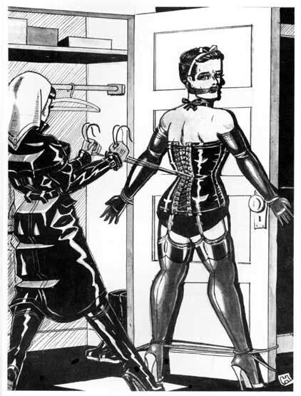 forced feminization art cross corset training art pinterest corset sissy maid and