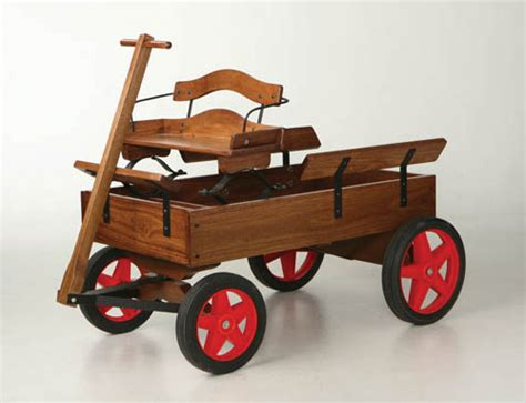 wooden wagon plans    build diy woodworking