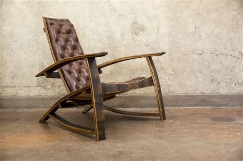 Whiskey Barrel Chairs by Whiskey Barrels Hungarian Workshop