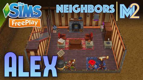 design clothes neighbor sims freeplay sims freeplay alex g s house neighbor s original house