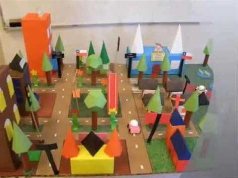 figuras geometricas maquetas como hacer una maqueta de las figuras geometricas con