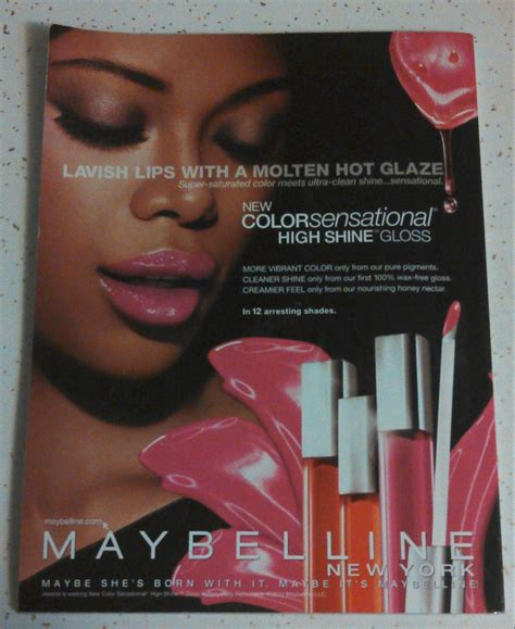 sensational videos product review maybelline color sensational high shine