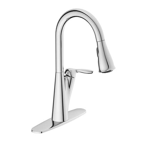 one kitchen faucets one touch faucets kitchen moen