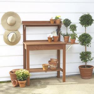 cost of a bench cost plus world market natural wood potting bench polyvore