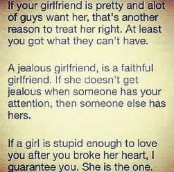 Love Quotes For Gf by Guys Confuse Other Guys Wanting There With His