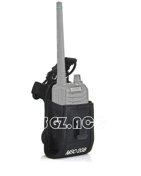 Taffware Tas Walkie Talkie For Baofeng Msc 20b msc 20b walkie talkie radio holster uv 5r for baofeng motorola kenwood uk ebay