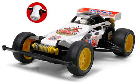 Tamiya 94680 Jr Hotshot Ver 2 Momo Haiko Special 1 mini 4wd new year s limited edition quot year of the ox 2009 quot