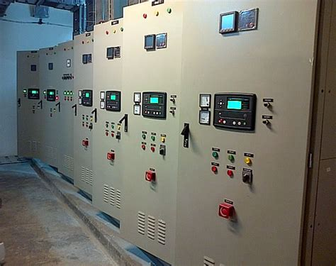 Panel Genset Manual Genset Panel Pt Berkat Manunggal Energi