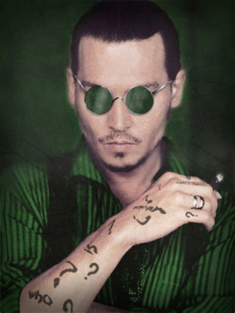 riddler tattoo my nolanized riddler by pretentioushousefly on deviantart