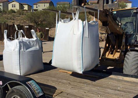 Bulk Bag   Acme Sand & Gravel