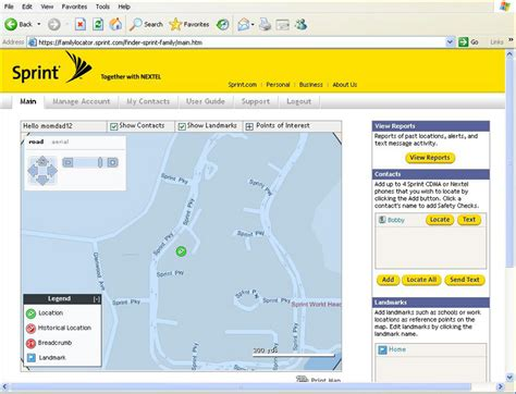 Finder Service Sprint Family Locator Service Now Only 5 Month