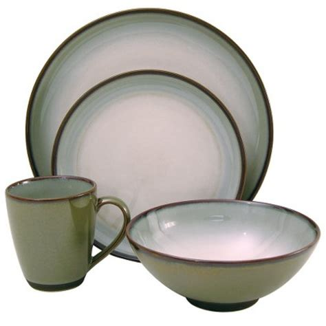 sango dinnerware collection avocado target