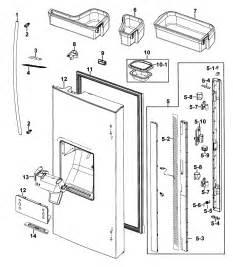 samsung refrigerator parts model rf267aersxaa0000 sears partsdirect