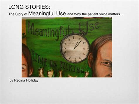 meaningful themes for stories long stories the story of meaningful use and why the