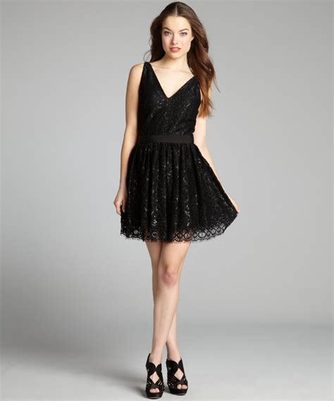 black lace cocktail dresses margusriga baby party black