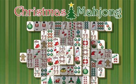 christmas mahjong 247
