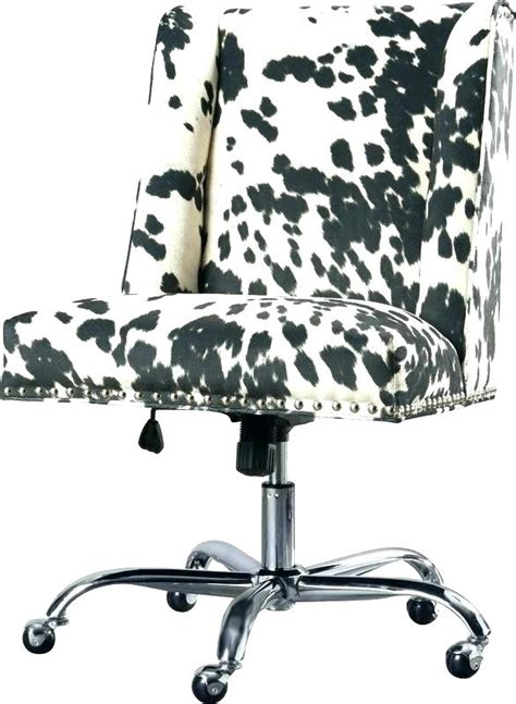 cow print desk chair zebra print desk chair desk print computer chair