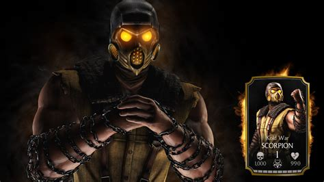 sub zero mortalkombat gamer on instagram scorpion mortal kombat x wallpapers hd wallpapers