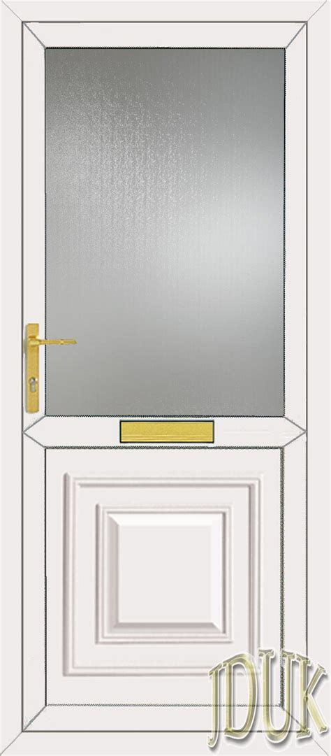 Upvc Front Door Panels Orleans Half Panel Upvc Front Door
