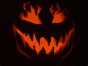 evil pumpkin template happy healthy 2010