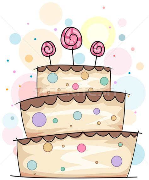 cake doodle free cake doodle vector illustration 169 lenm 615514 stockfresh