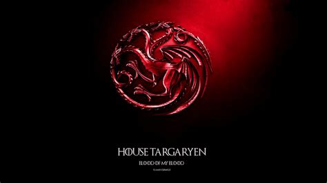 haus targaryen of thrones house targaryen theme