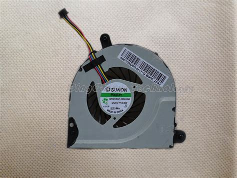 Fan Hp 8560p 1 buy wholesale hp 8560w cpu cooling fan from china hp 8560w cpu cooling fan wholesalers