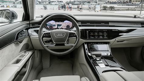 2020 Audi A8 L In Usa by 2019 Audi A8 Priced Level 3 Self Driving Tech Not Coming